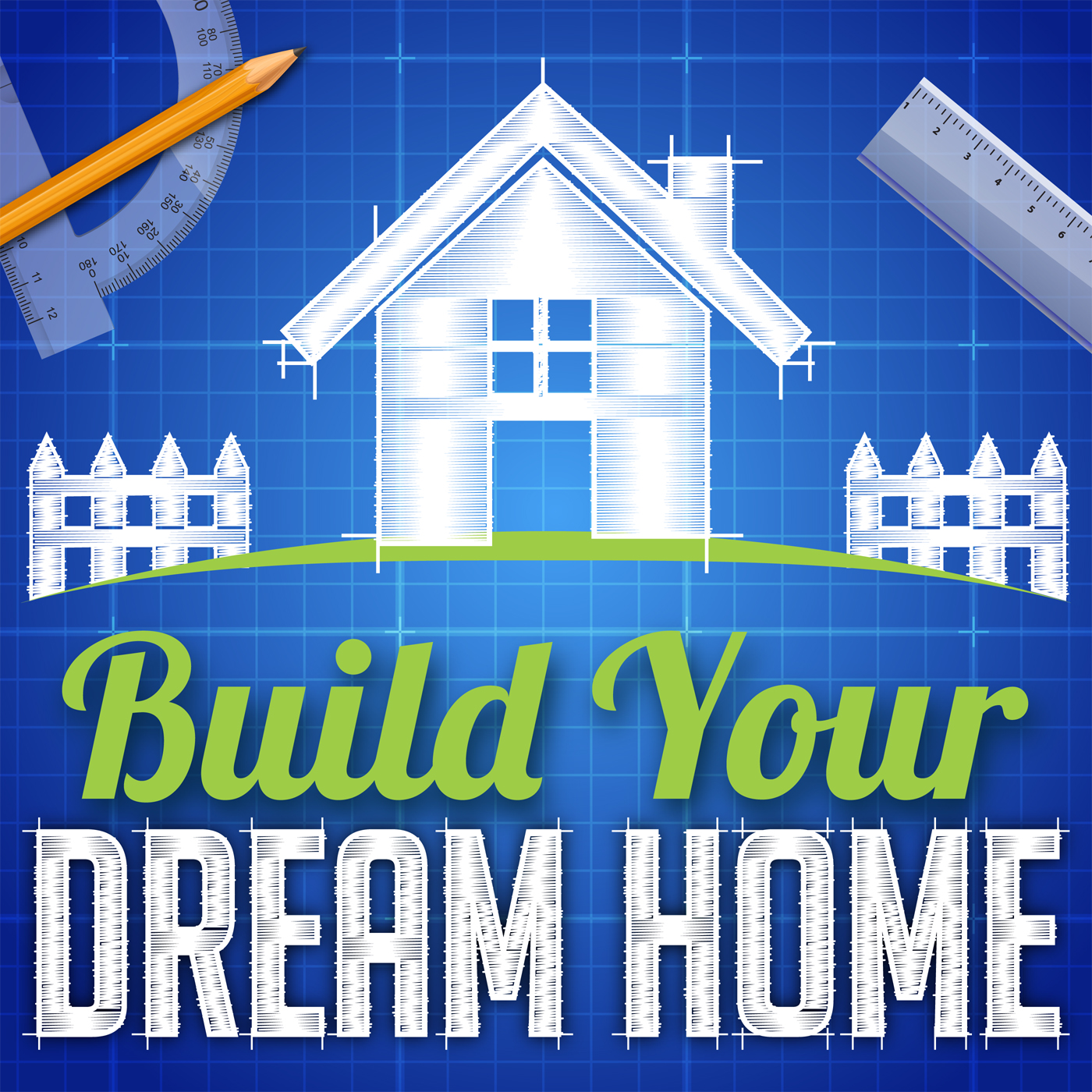 Build Your Dream Home Podcast: House Plan Gallery | Home Design |  Residential Construction | Listen Via Stitcher Radio On Demand Part 44